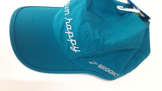 Gorra Brooks Run Happy Sherpa Hat Envios A Todo El Pais