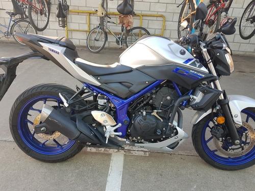 Moto Naked Yamaha Mt 03 Abs