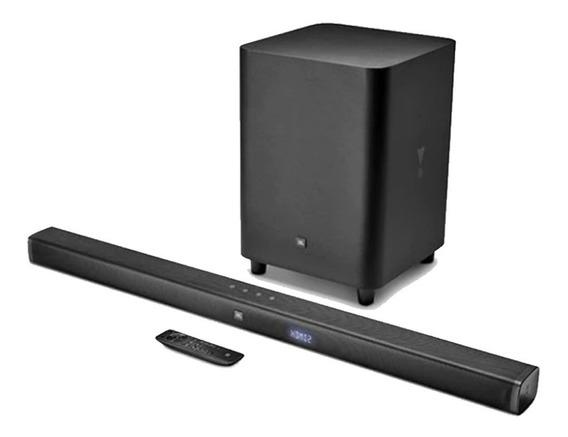 Jbl Bar 3.1 Sound Bar 450w Soundbar Nfe Garantia De 1 Ano