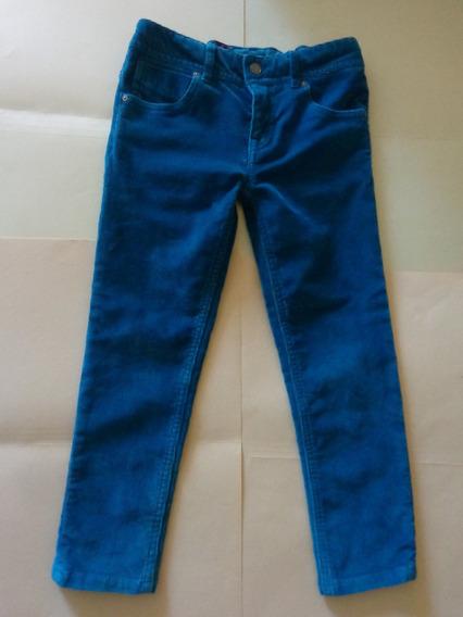 Pantalón Para Niña De Pana Talla 5, Marca B U R B E R R Y