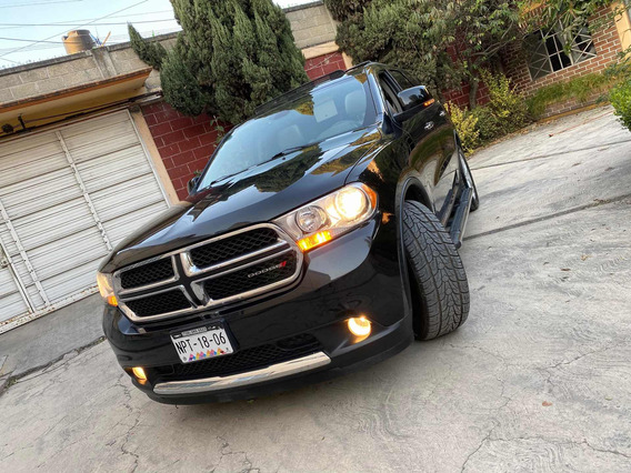 Dodge Durango 5.7 Crew Luxe V8 4x2 Mt 2013