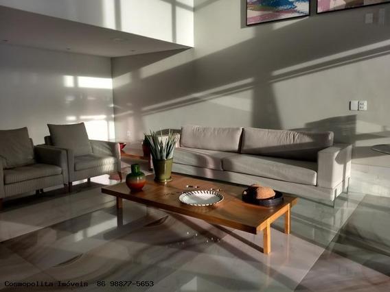 Alto Padrão Para Venda Em Teresina, Jóquei, 4 Dormitórios, 4 Suítes, 4 Vagas - Edifício Alcides Nunes