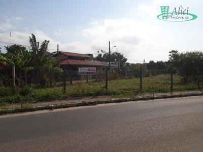 Terreno Comercial Ou Residencial - Te0282