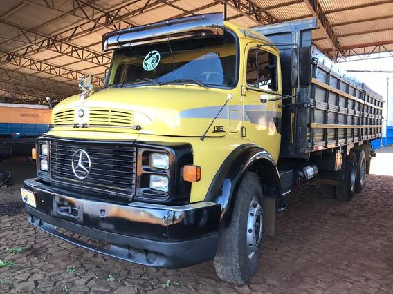 Mb 1313 Truck Reduzido Granel