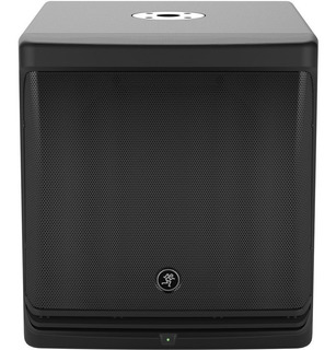Bafle Subwoofer Mackie Activo 1000 W Rms Dsp Dlm12s Cuotas