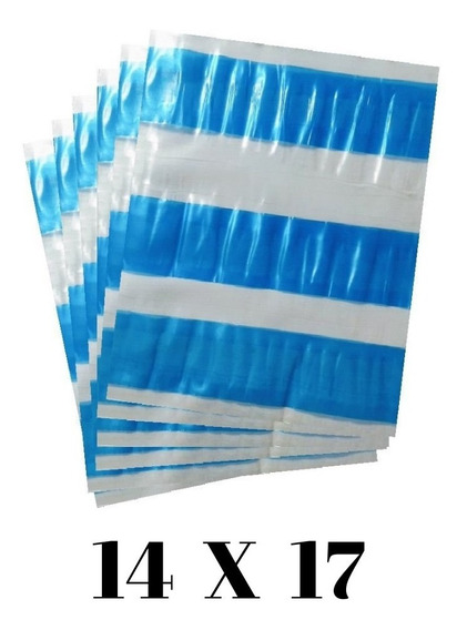 Envelope Saco Awb Danfe Janela Nota Sedex 14x17 14 X 17 1000