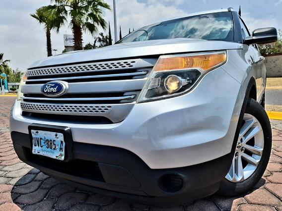 Ford Explorer Limited V6 Sync 4x2 Mt 2011