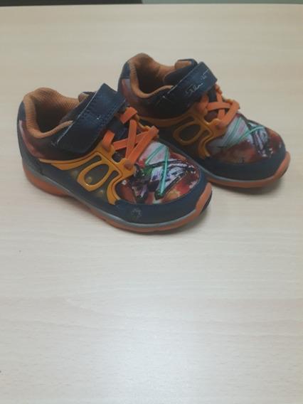 Zapatos Para Niños Talla 26