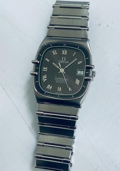Reloj Omega Constellation Acero Quartz Ref 1431