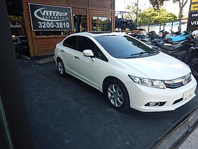 Honda - Civic Exr 2.0 I-vtec Automático Flex. 2013/2014