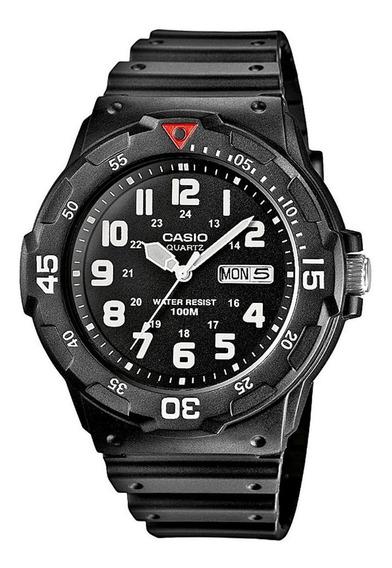 Reloj Casio Modelo Mrw-200h-1b Original Mas Envio Sin Costo