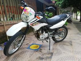 Moto Honda Xr 125 Modelo 2012 Solo Carta