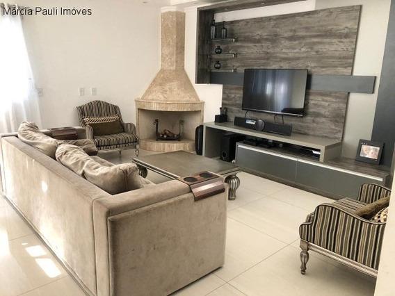 Casa No Condomínio Palmeiras Da Malota - Jundiaí. - Ca03189 - 67773678
