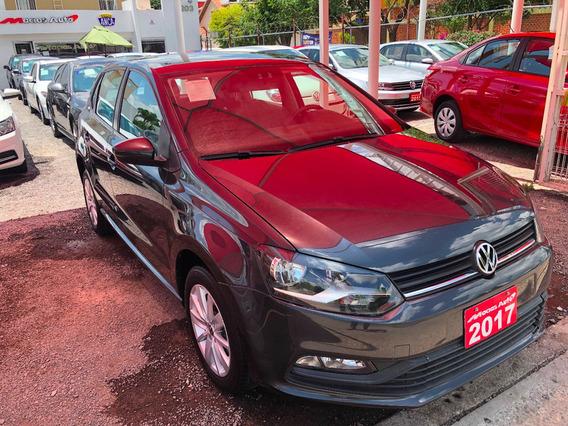 Volkswagen Polo 1.6l Tm5 2017 Credito Recibo Auto Iva Financ
