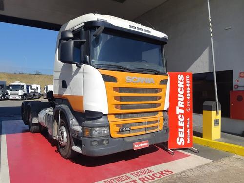 Scania  R 440 6x2 2014 Selectrucks