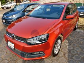 Volkswagen Polo Tiptronic 2018 (garantía-financiamiento)