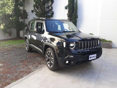 Jeep Renegade 1.8l Longitude At6 2021 Precio Actual 0 Km #12