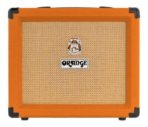Imagem 1 de 8 de Amplificador Orange Crush 20rt Combo Para Guitarra 20w