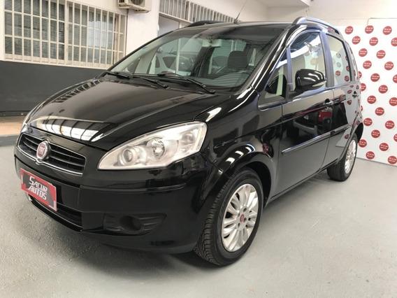 Fiat Idea Essence 1.6 16v 2012