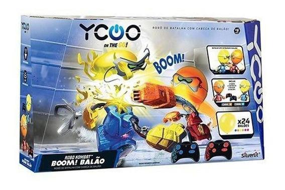 Robo Kombat - Batalha De Boxeadores Boom! Balão 5222 Dtc
