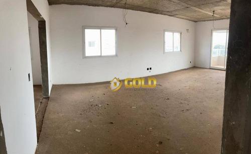 Apartamento Com 3 Dormitórios À Venda, 346 M² Por R$ 2.200.000 - Centro - Americana/sp - Ap0275