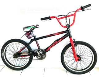 Bicicleta Freestyle Venzo Inferno Rod 20,c/rotor Works