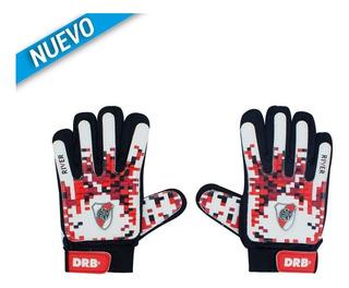 Guante Arquero Dribbling River Plate Niño