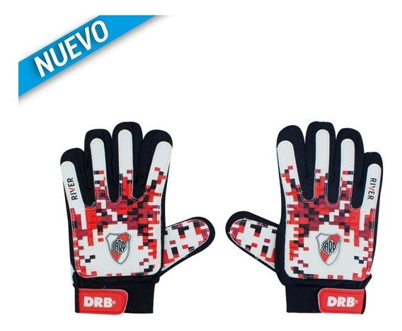 Guante Arq Drb River Plate 2 0 Jr Dribbling