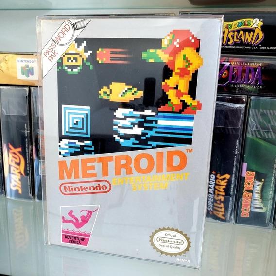 Super Metroid Million Seller Original Completa Cib Snes