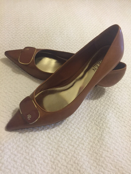 Ralph Lauren Stiletto Bajo