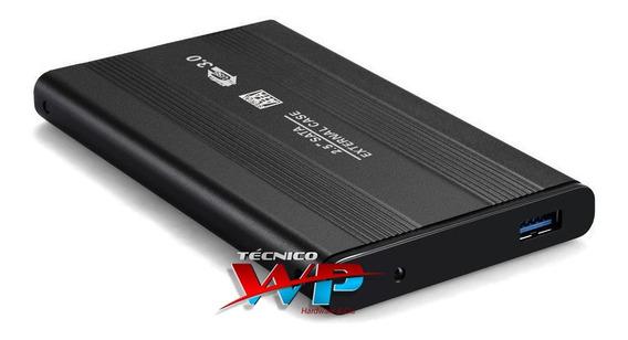 Hd Externo - 250gb - Usb 3.0 - Novo E Com Garantia.