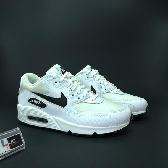 Tênis Nike Air Max 90 White 100% Original