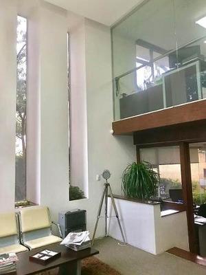 Oficinas Con Uso De Suelo En El Pedregal Y Hermosa Casa Con Jardin