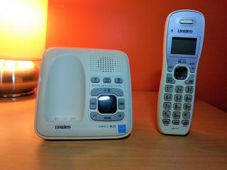 Teléfono Inalambrico Uniden