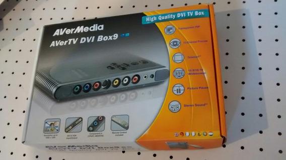 Avermedia Aver Tv Dvi Box 9 , Adaptador/conversor/placa