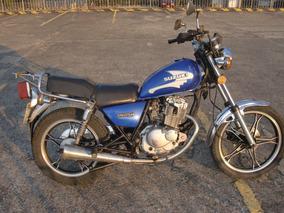 Moto Suzuki Gn 125h
