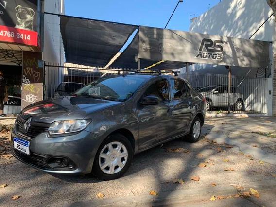 Renault Logan 1.6 Authentique Plus Gnc