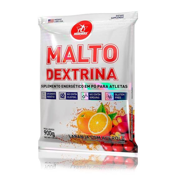 Maltodextrina Usa 900g - Midway Original