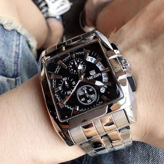 Relógio Megir 2018