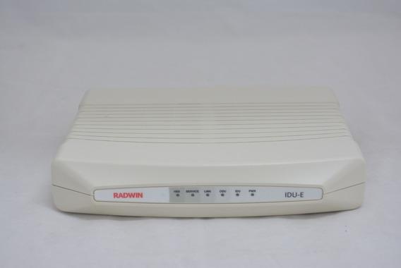 Rádio Transmissor / Receptor Wireless Radwin 7102 2xfe 2xtdm