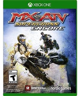 Mx Vs. Atv: Supercross Encore Edition - Xbox One - Xbox O