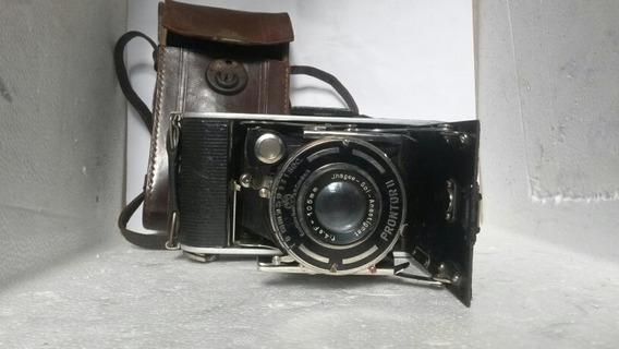 Máquina Fotográfica Antiga Thagee