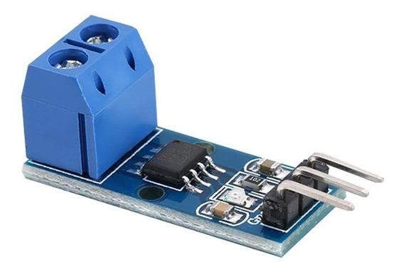 Módulo Medidor Sensor De Corrente Acs712 5a