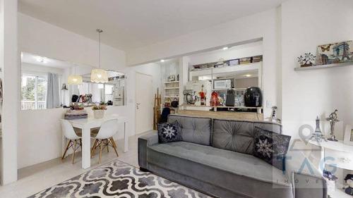 Studio Com 1 Dormitório À Venda, 38 M² Por R$ 334.999,99 - Vila Andrade - São Paulo/sp - St0008