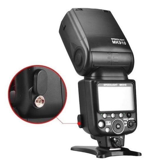 Flash Ttl Mk910 Para Nikon