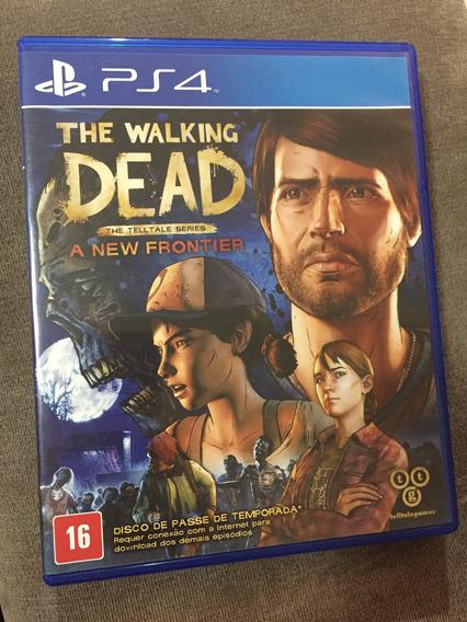 Jogo The Walking Dead A New Frontier Ps4 Português