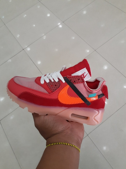 Zapatos Nike Air Max 90 Off White
