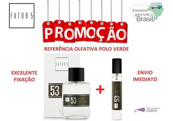 Kit Fator 5 Nº 53 - Perfume + Pocket