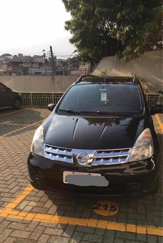 Nissan Grand Livina 2010 1.8 S Flex 5p