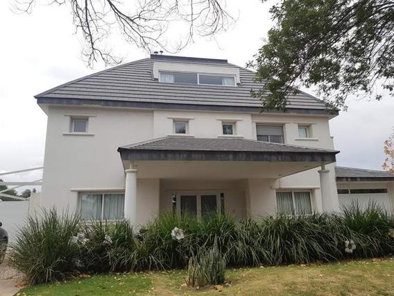 Alquiler Temporal Mensual Amplia Casa 5 Dormitorios-country San Isidro (villa Allende)